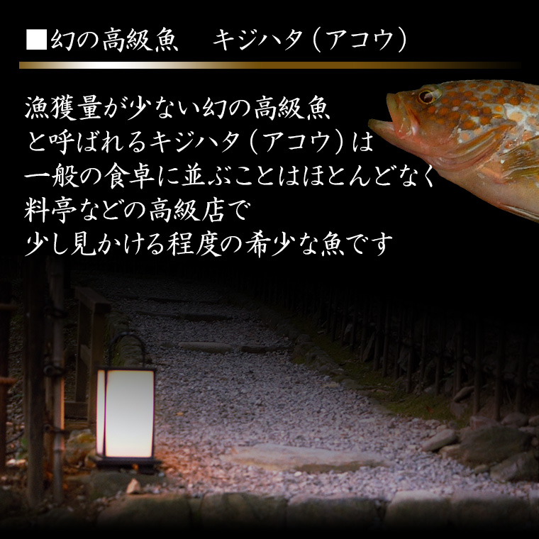 1 幻の高級魚 きじはたは関西ではアコウ 長崎や福岡ではアカアラ 山陰では赤水と呼ばれています