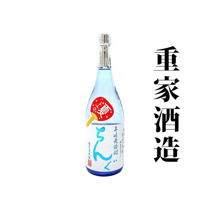 壱岐焼酎【重家酒造】壱岐麦焼酎 ちんぐ 夏上々 19度 720ml