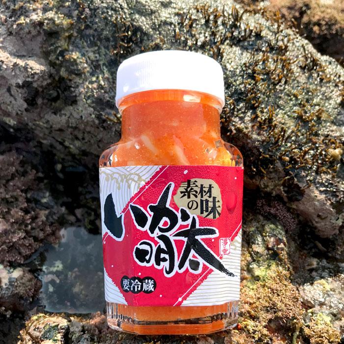 素材の味 いか明太 120g