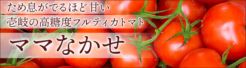 壱岐の甘いとまと 高糖度 高級完熟トマト 壱岐のしおかぜ販売中