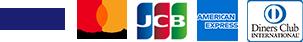 VISA / MASTER / JCB / DINERS