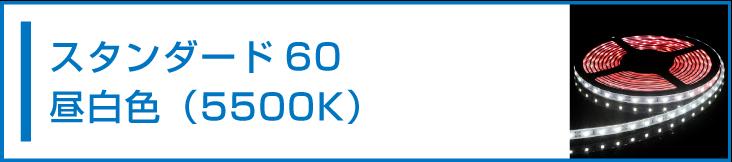 SMD3528(60) LEDテープライト 昼白色 5500K
