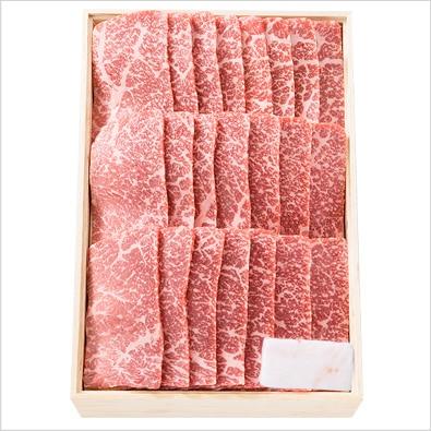 【特撰】黒毛和牛焼肉(もも)665g