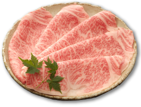 しゃぶしゃぶ肉イメージ画像