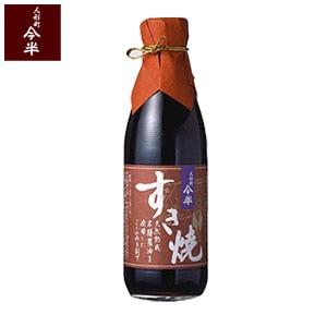 すき焼き割下木樽醤油仕込み(360ml)