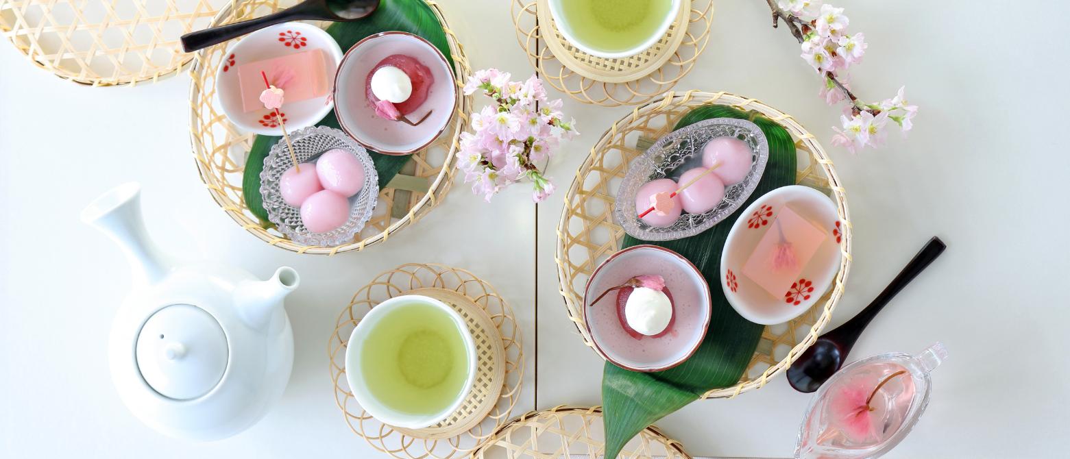 桜の花は食べられるのか