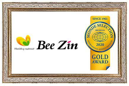 BeeZinロゴ