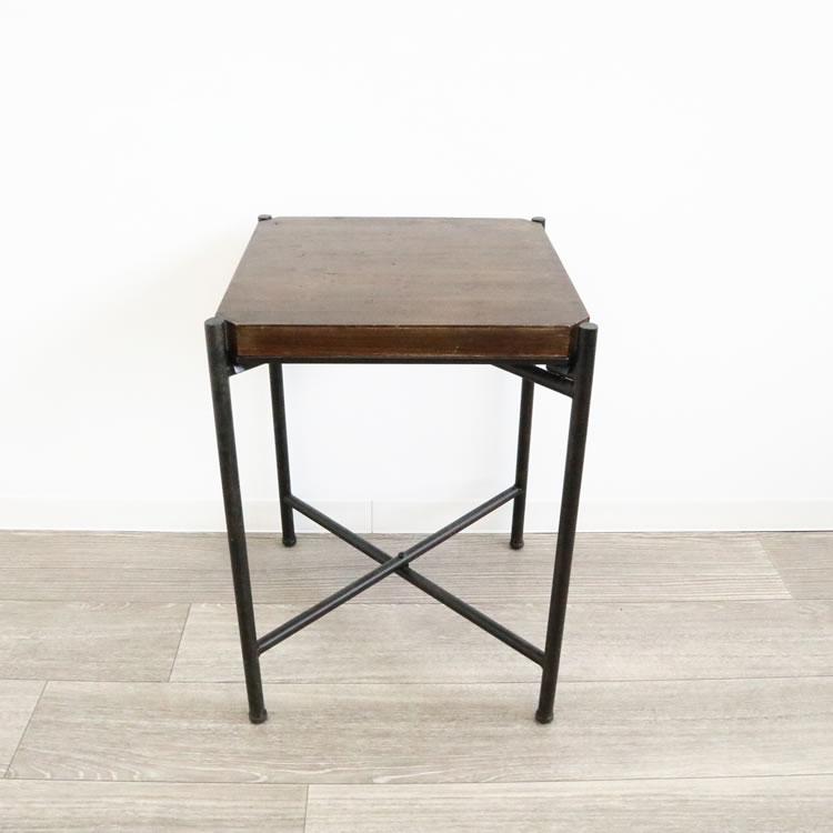 サイドテーブル四角形