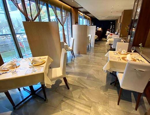店舗情報2 西中洲の川沿いに構える本格イタリア料理レストラン RISTORANTE Incroci - リストランテ インクローチ -
