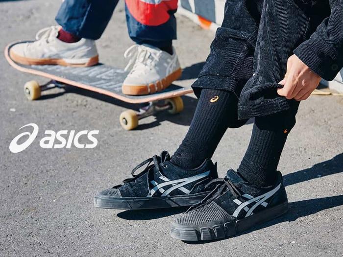asics skateboarding