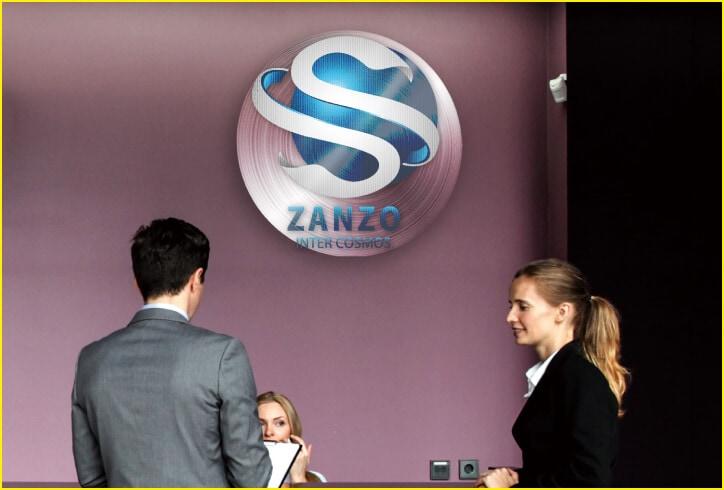 zanzoをブランディングに