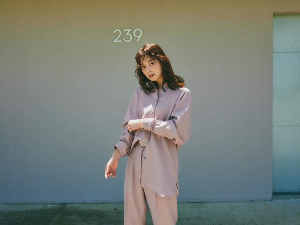 佐々木希の創ったワンマイルウェア intimite 2020 WINTER Collection