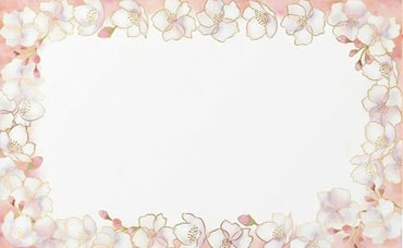 【自筆用】桜