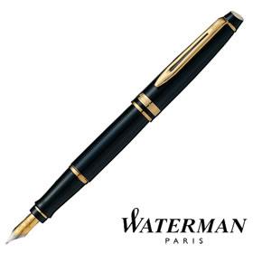 ウォーターマン/エキスパート エッセンシャル ブラックGT