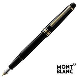 モンブラン マイスターシュテュック クラシック ショパン 145 ブラック(万年筆)