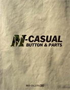 M-CASUAL BUTTON&PARTSサンプル帳台紙