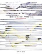 NEO FUNCTION PARTS Vol.2サンプル帳台紙