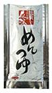 めんつゆ 1袋(1人前)