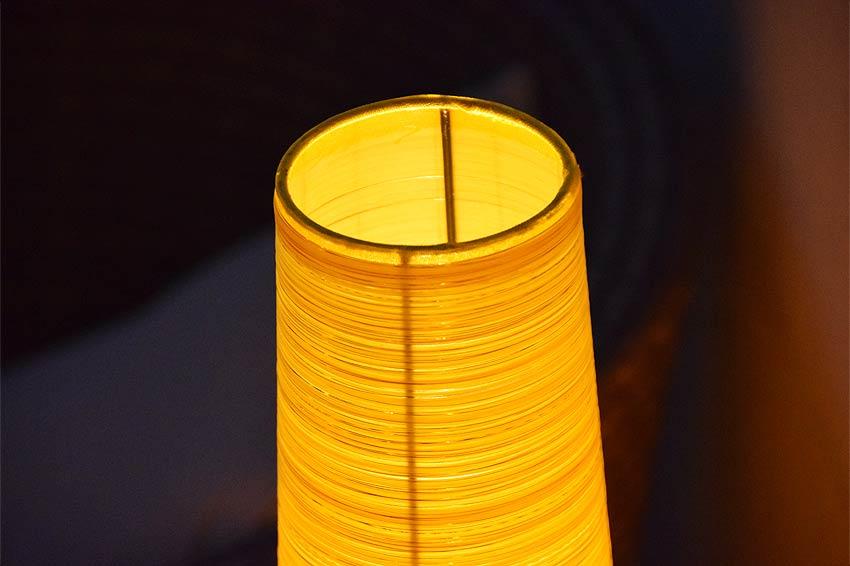 ムーディーでポップなアジアン照明、和風照明