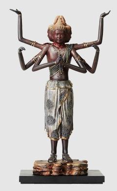 イスム仏像のスタンダードライン