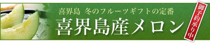 2017喜界島メロン