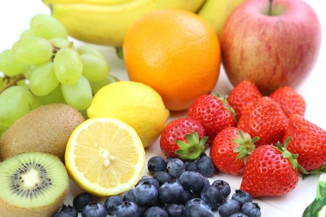 果物は効率よく栄養素を補給できる食材