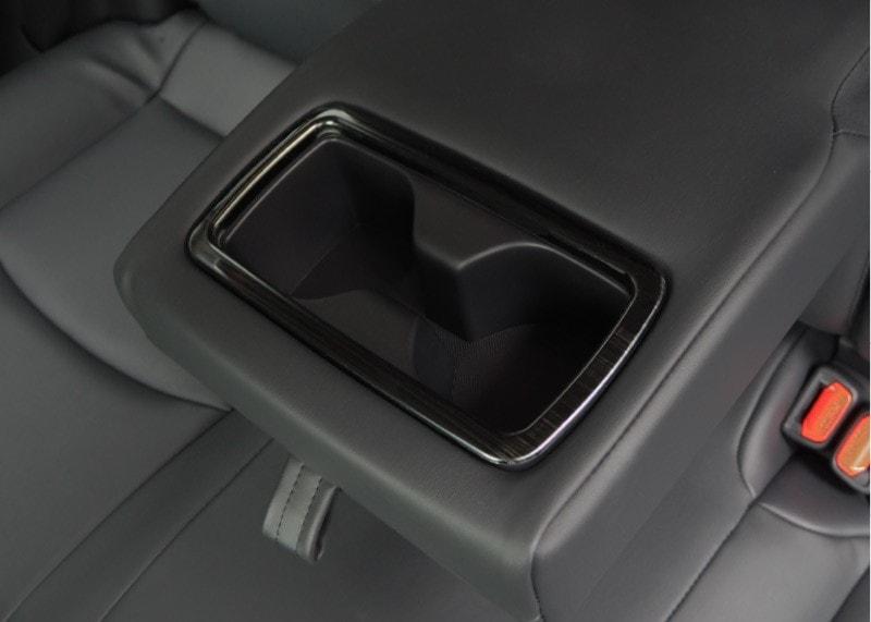 新型ハリアー 80系 リヤカップホルダーカバー