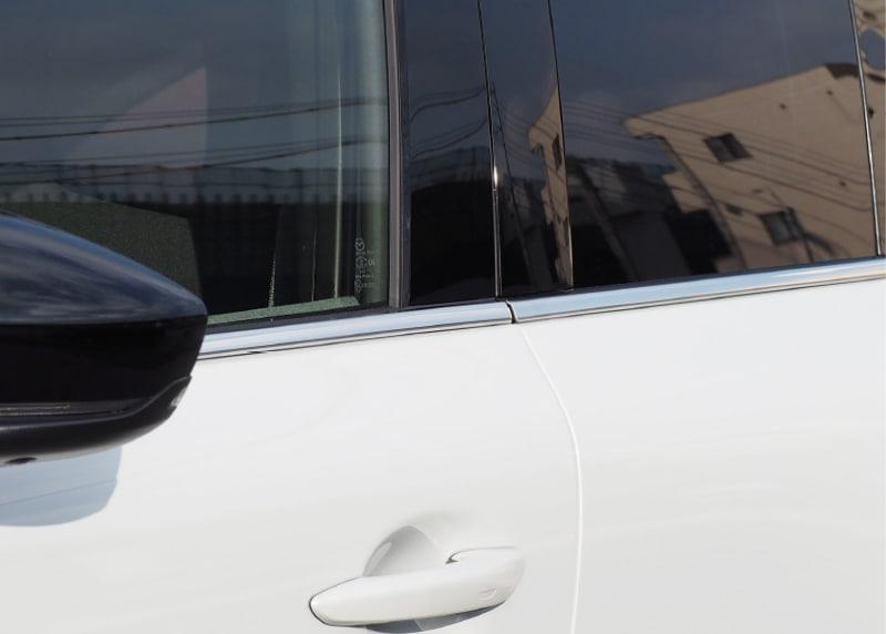 MX-30 ウィンドウトリム 鏡面仕上げ/サテンシルバー 6P