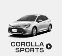 corolla sports