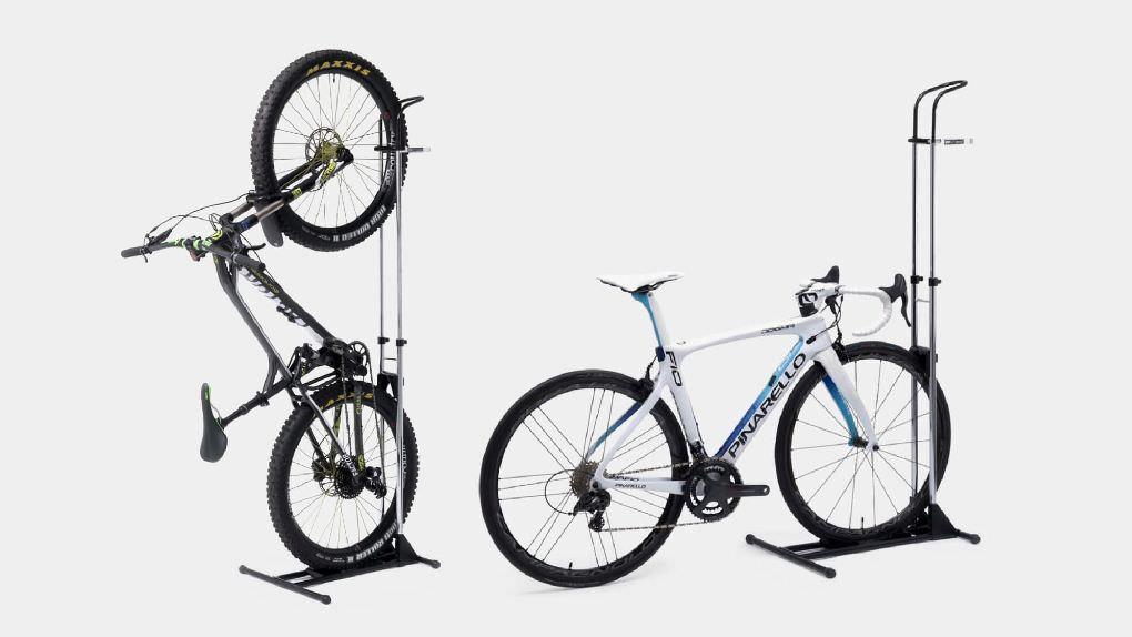 自転車の置き方で選ぶ
