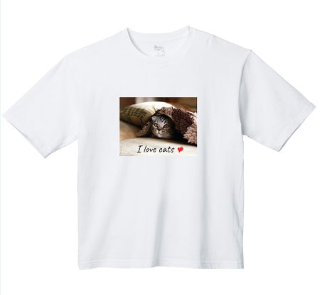 ビッグTシャツ