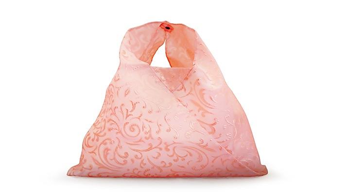 三角袋「唐草文様」| あずま袋・あづま袋・東袋