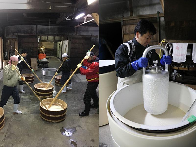 玉櫻酒造 作業3