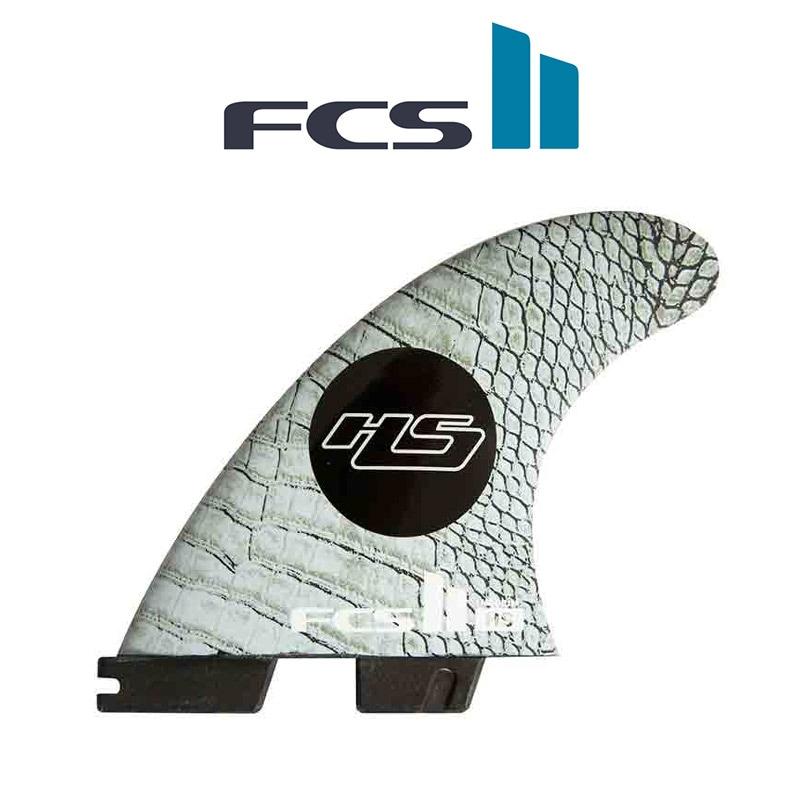 FCS II HAYDEN SHAPES TRIQUAD FINS