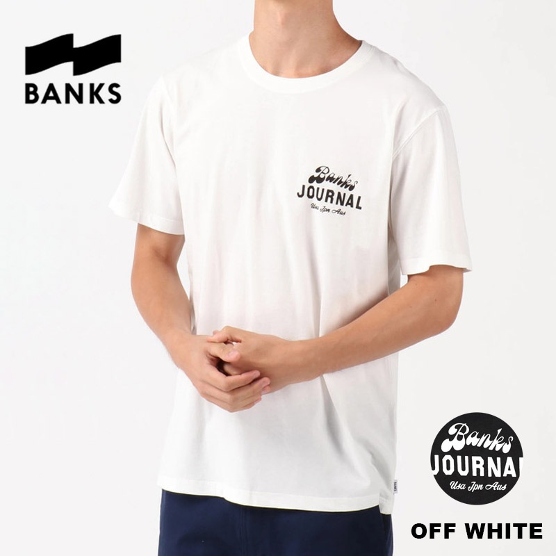 BANKS JOURNAL バンクスジャーナル 国内正規品販売店、ジャックオーシャンスポーツ