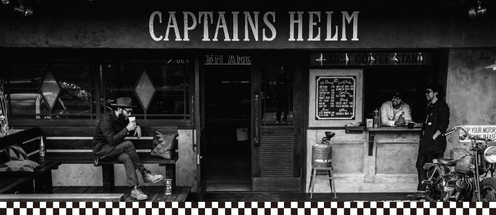 CAPTAINS HELM キャプテンズヘルム正規品販売店、ジャックオーシャンスポーツ