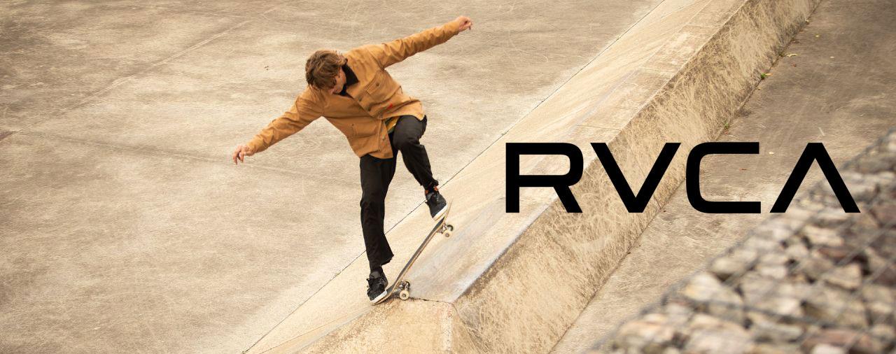 RVCA ルーカ正規品販売店、ジャックオーシャンスポーツ