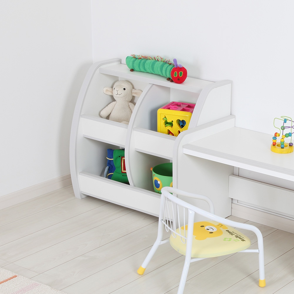 EVAキッズ おもちゃばこ 幅65cm×奥行30cm OB-65M 製品使用例
