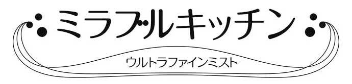 ミラブルキッチン製品ロゴ