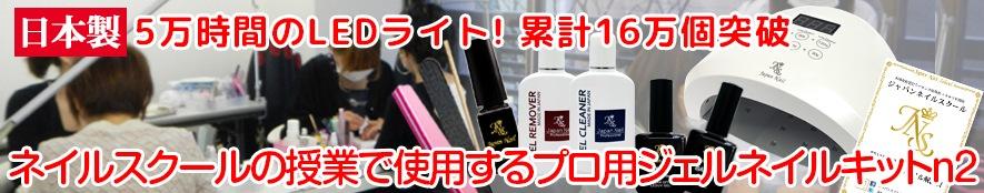 ジェルネイル スターターキット カラージェル付セットn2