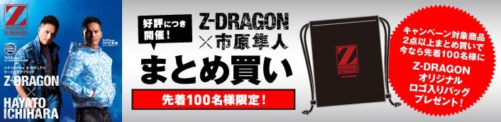 Z-DRAGONまとめ買いキャンペーン実施中!