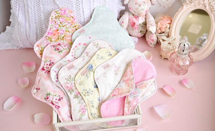 可愛い布ナプキン