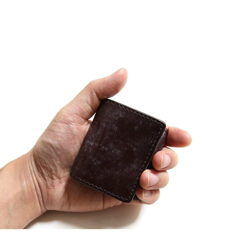リアクト RE.ACT ブライドル コインケース Braidle Coin Case #FNW00016SCBD