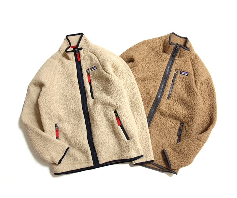 パタゴニア Patagonia ボーイズ レトロパイルジャケット Boy's Retro Pile Jacket 65411 フリースジャケット 国内正規品