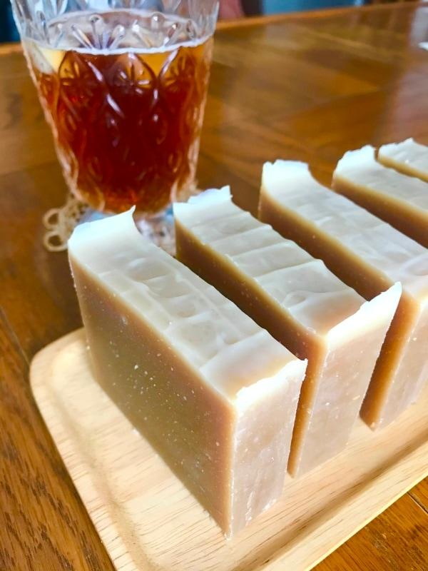 ベルガモット&ペパーミント紅茶石鹸