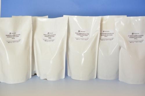 手作り石鹸用オイルミックス