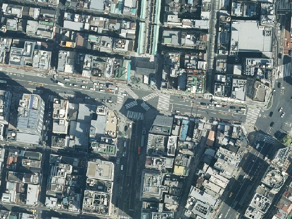GeoSpace航空写真2500