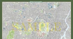 1万分1地形図「東京中心部」