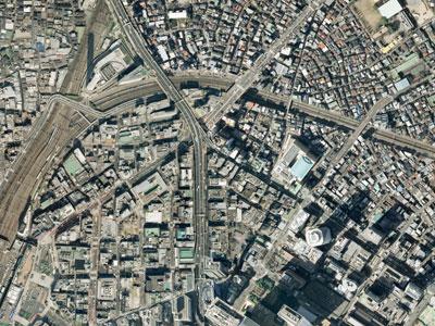 電子地図・航空写真『GEOSPACE』シリーズ