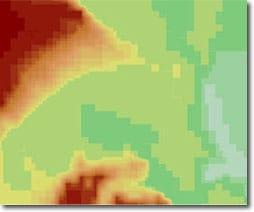 数値地図50mメッシュ(標高)